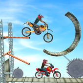 Racing Bike Stunt 3D